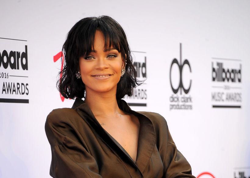Aprende a hablar inglés como Rihanna