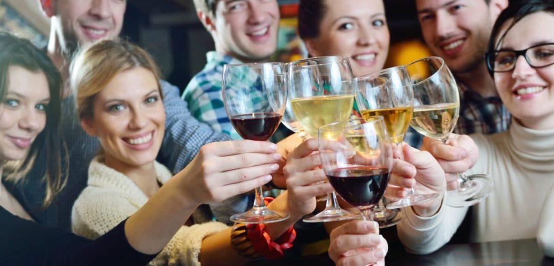 Cómo pedir una copa de vino en inglés
