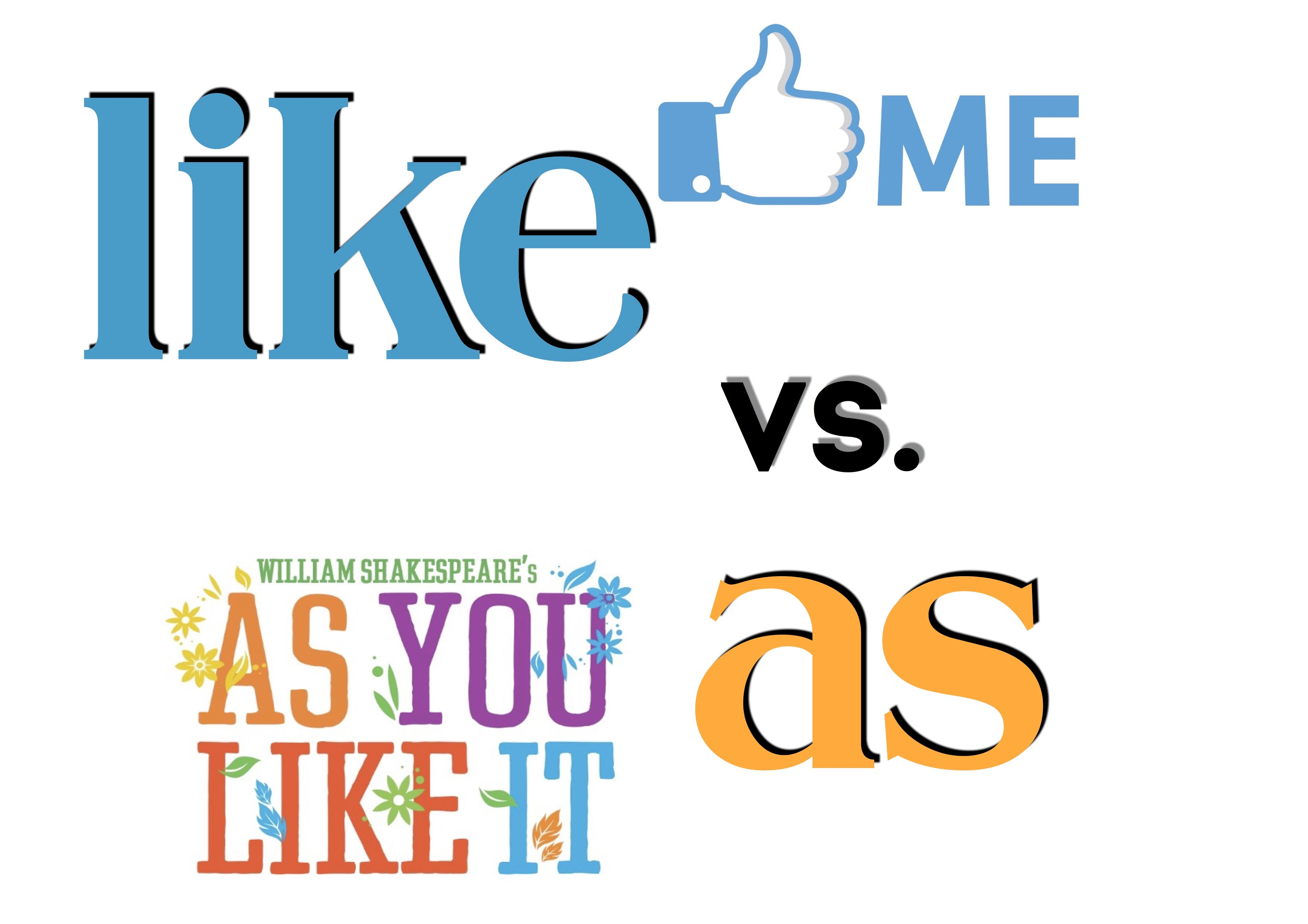 ¿Cuál es la diferencia entre like y as?