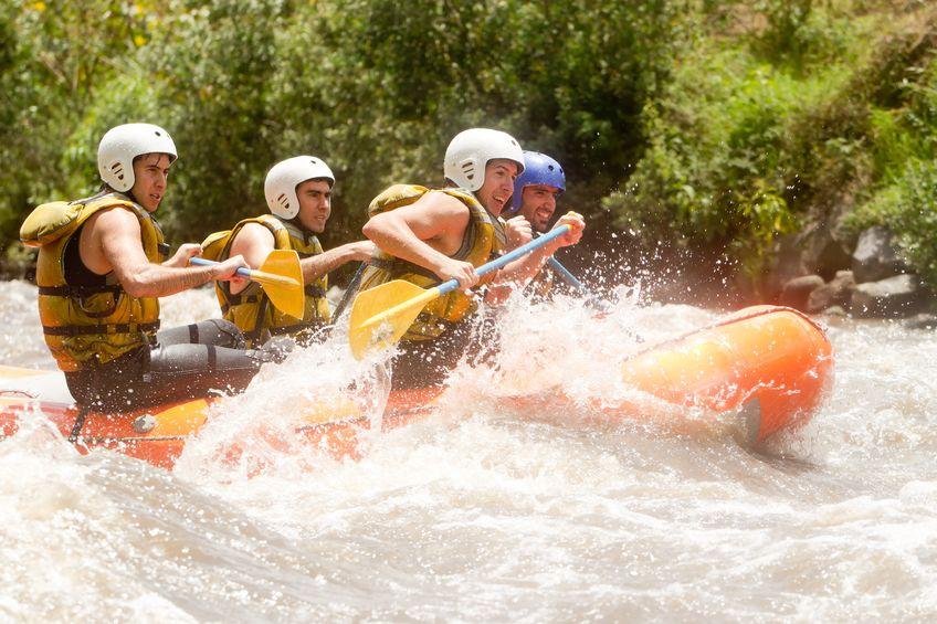 ¿qué significa en inglés rafting?