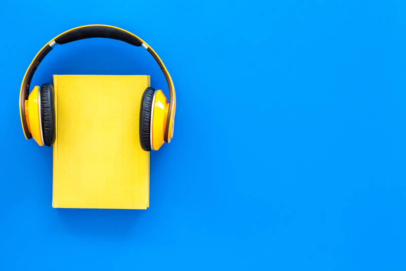 Los mejores audiolibros en inglés para leer sin leer