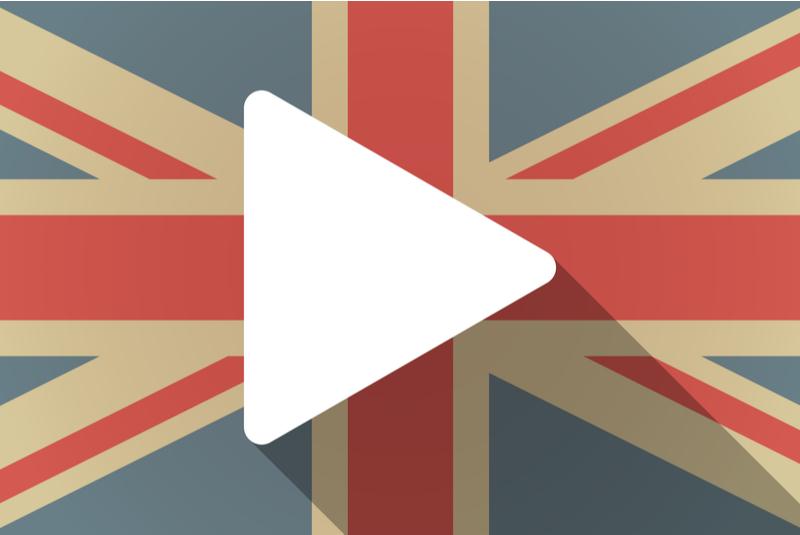 Vídeos en inglés play