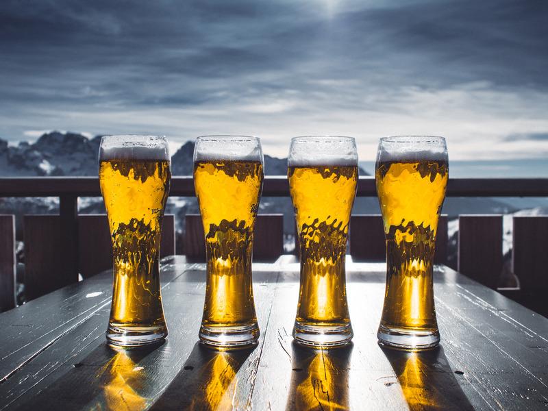 Cerveza en inglés