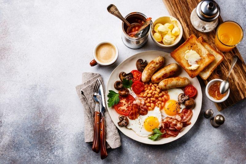 Los platos típicos ingleses que tienes que probar