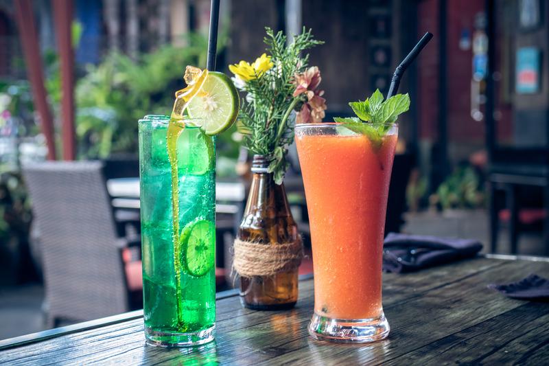 Bebidas de brunch