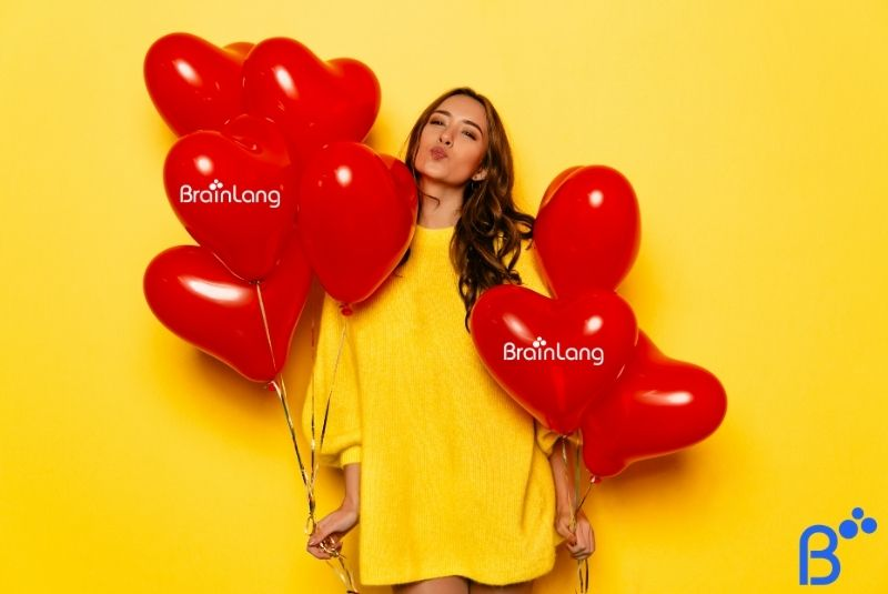 Frases de amor en inglés para triunfar en San Valentín