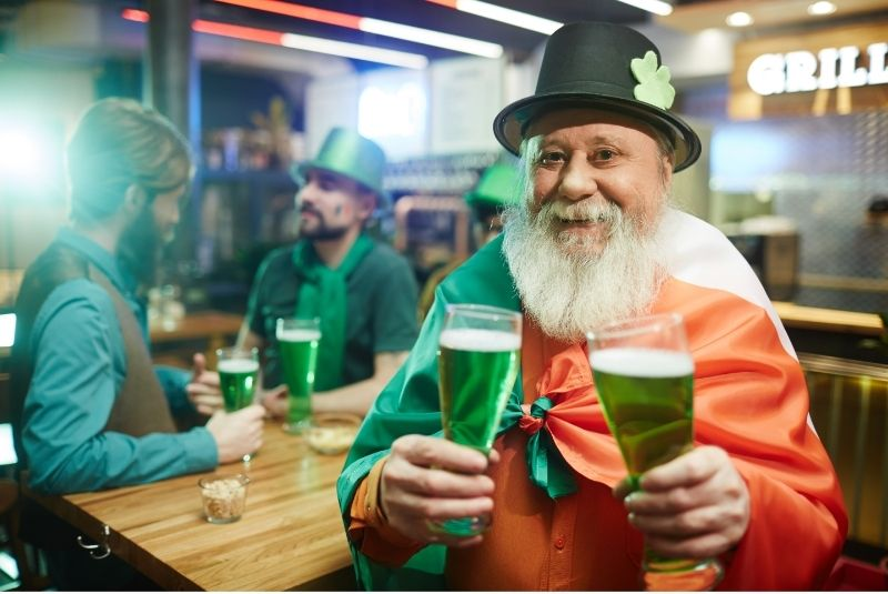 Saint-Patricks-Day-Bar