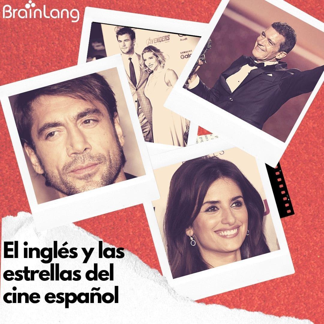 El inglés y las estrellas del cine español