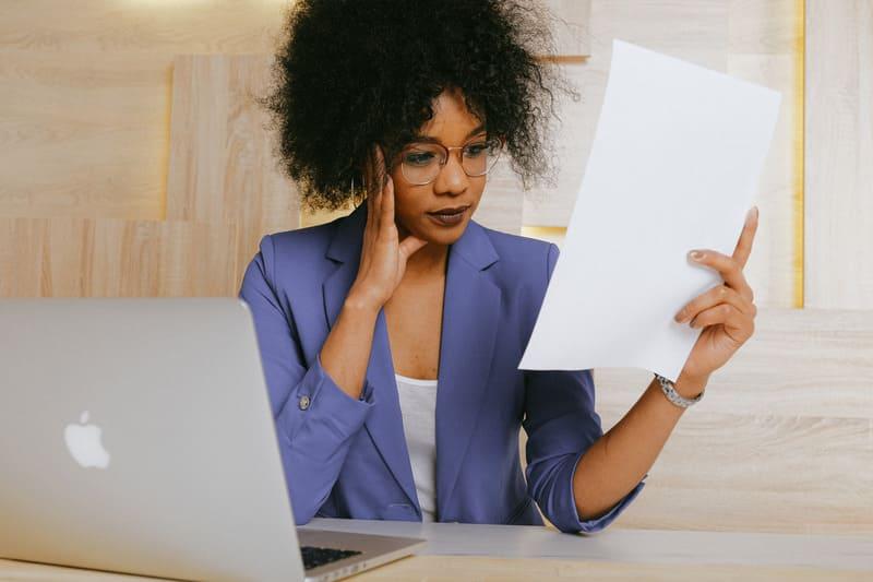 Top 10 de errores en una entrevista de trabajo